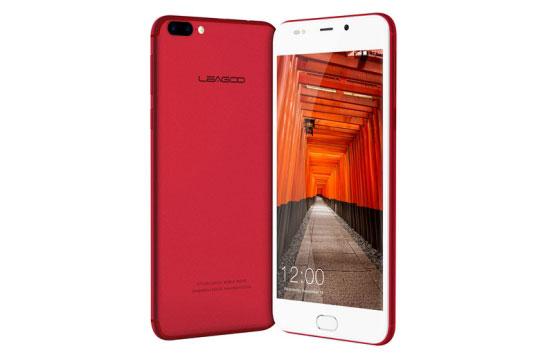 Leagoo sắp tung smartphone M7 cạnh tranh iPhone 7 đỏ - ảnh 2