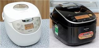 Kết quả hình ảnh cho công nghệ nấu tiên tiến của nồi cơm điện cao tần