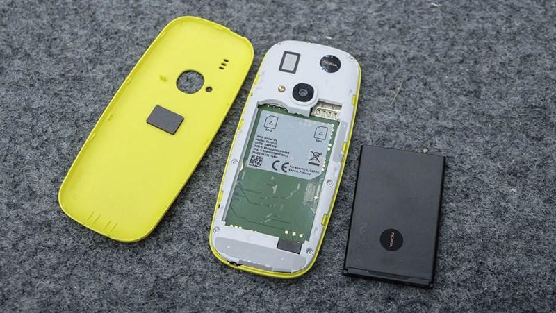 Trên tay Nokia 3310 2017