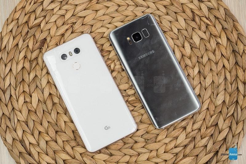 Galaxy S8 và LG G6 thử nghiệm thả rơi: Smartphone nào bền bỉ hơn?