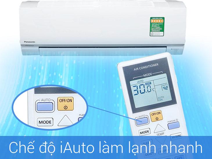 Top 3 chiếc máy lạnh Panasonic bán chạy nhất nửa đầu 2017