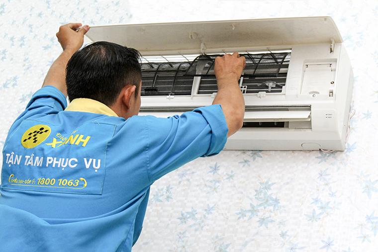 Vì sao máy lạnh tự ngắt khi nhiệt độ ngoài trời quá cao?