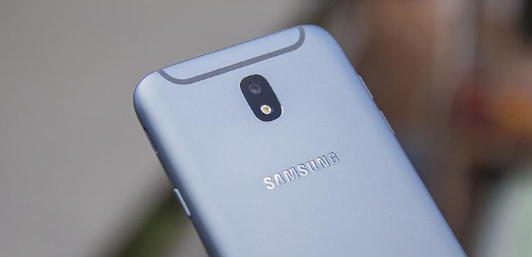 Samsung J7 Pro sẽ soán ngôi J7 Prime trong top bán smartphone chạy nhất