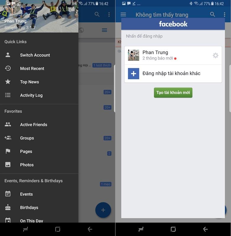 Cách dùng Facebook mà không cần tải thêm Messenger phiền phức - ảnh 6