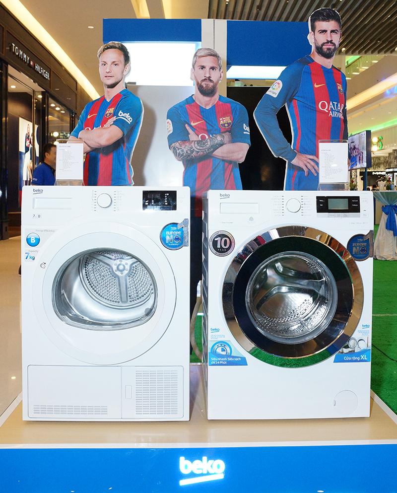 Máy giặt Beko xuất xứ từ đâu?