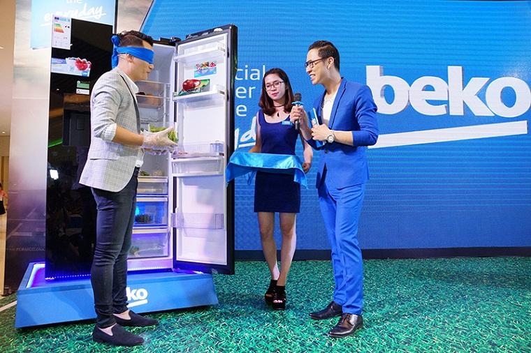 Tủ lạnh Beko - Thương hiệu đến từ Châu Âu