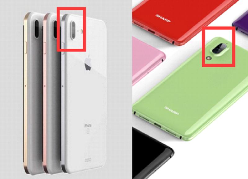 Lộ hình ảnh mặt sau nhiều màu sắc bắt mắt của smartphone tầm trung đến từ Sharp