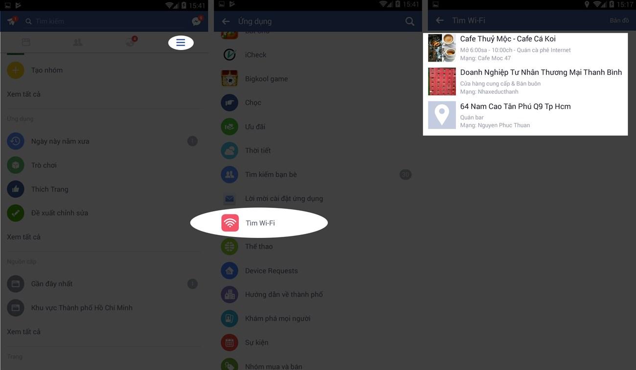 Xài Facebook không biết mẹo vào wifi miễn phí thì rất uổng