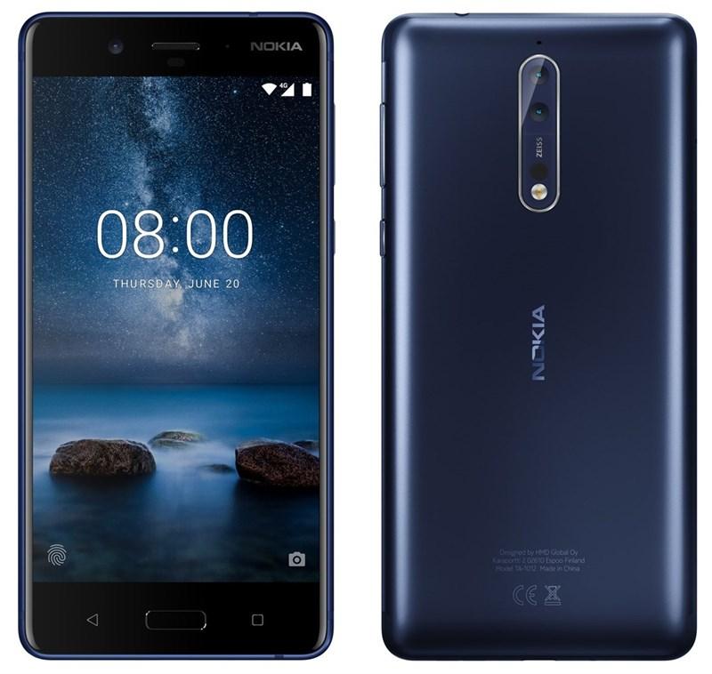 Nokia 8 với camera kép và ống kính Zeiss đây rồi! - ảnh 3