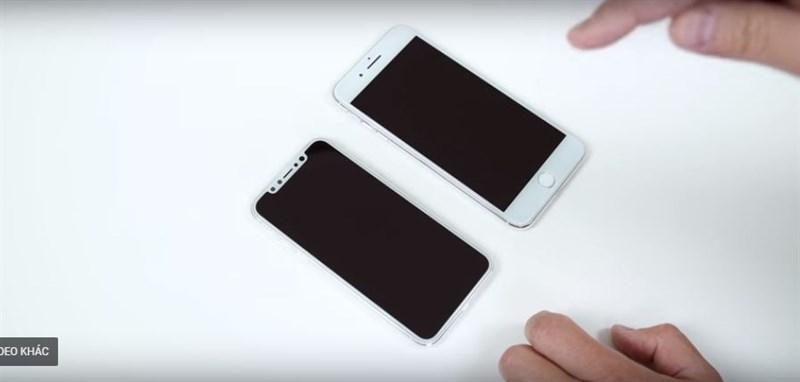Xuất hiện video trên tay iPhone 7s Plus và iPhone 8 rõ nét nhất từ trước tới nay