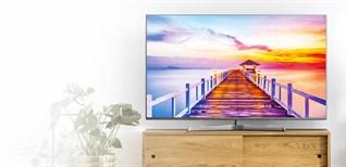 Đánh giá chi tiết dòng Smart tivi Panasonic EX750V