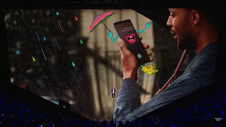 Những nâng cấp nổi bật trên Samsung Galaxy Note 8