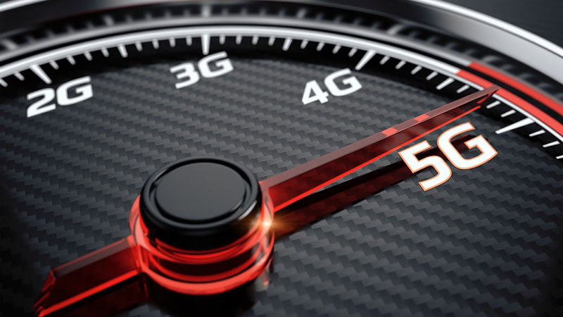 Kết nối dữ liệu 5G