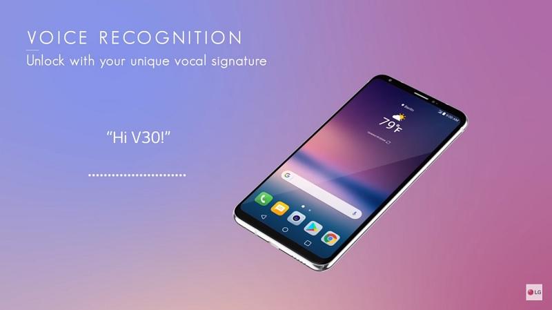 LG tung video giới thiệu những tính năng đỉnh trên V30 - 203467