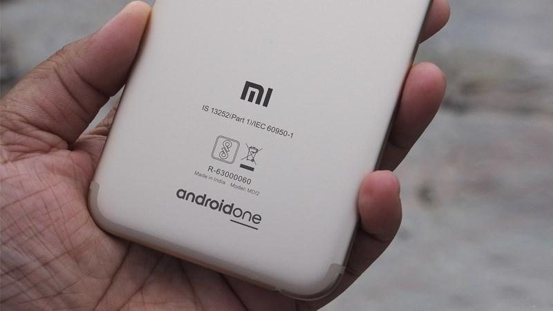 Trên tay Xiaomi Mi A1