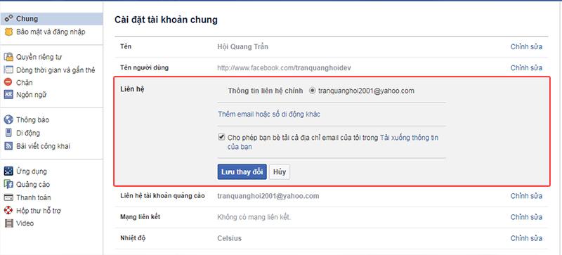 Cách lấy lại mật khẩu và mở khóa Facebook bị mất
