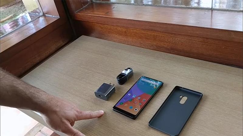 Mở hộp siêu phẩm không viền Xiaomi Mi MIX 2 - ảnh 7