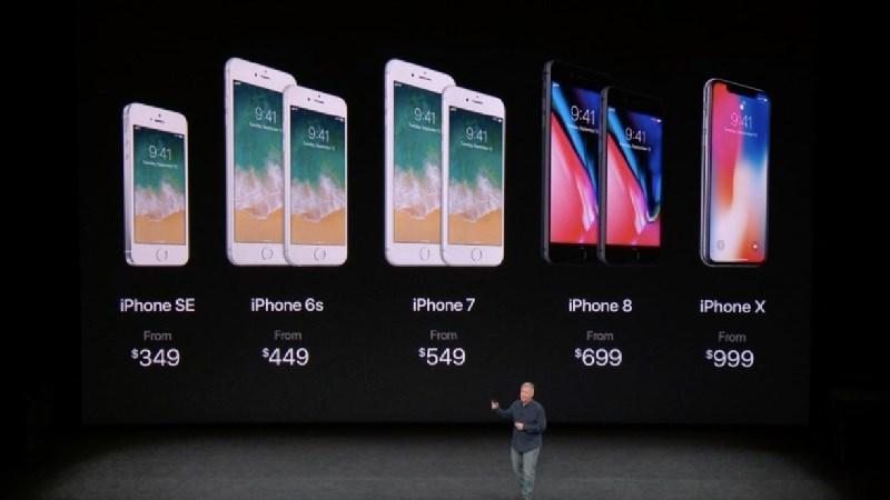 Điểm tin HOT 13/9: iPhone 8, 8+ và iPhone X trình làng, Galaxy Note 8 ra mắt tại Việt Nam - ảnh 6