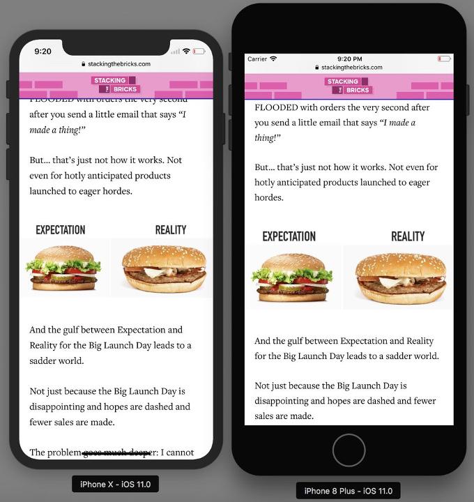 Đánh giá màn hình iPhone X