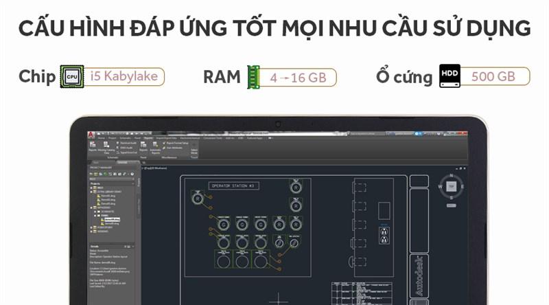 Laptop HP dùng chip Core i5 Kabylake đang giảm giá 1.5 triệu đồng - ảnh 3