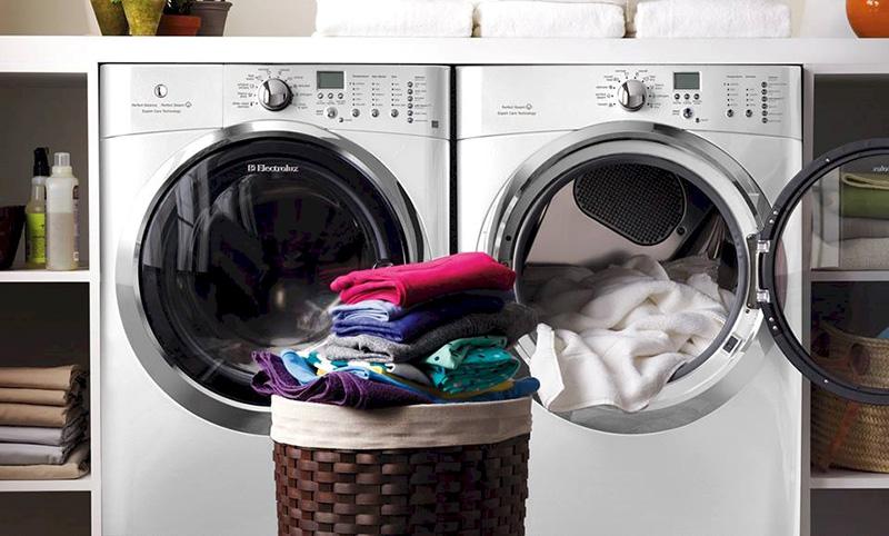 Kinh nghiệm mua thiết bị giặt sấy