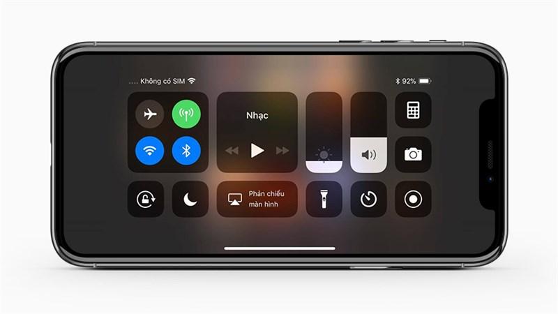 Trải nghiệm giao diện iPhone X: Xem phim, chơi game có sướng? - ảnh 11