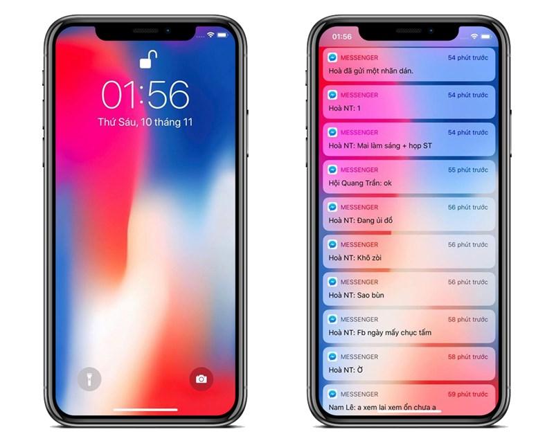 Trải nghiệm giao diện iPhone X: Xem phim, chơi game có sướng? - ảnh 2