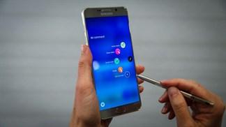 Galaxy Note 5 và dòng Sony Xperia XA1 vừa nhận bản cập nhật mới