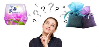 Nên chọn túi thơm hay sáp thơm?