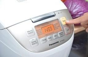 Nồi cơm điện tử Panasonic SR-MS183WRA