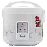 Nồi cơm điện nắp gài Happycook 1.8 lít HCJ-180