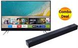 Combo Tivi Samsung 43 inch UA43K5300 + loa thanh Samsung J250