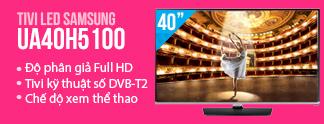 Tivi LED Samsung UA40H5100 40 inch