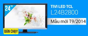 Tivi LED TCL L24B2800 24 inch