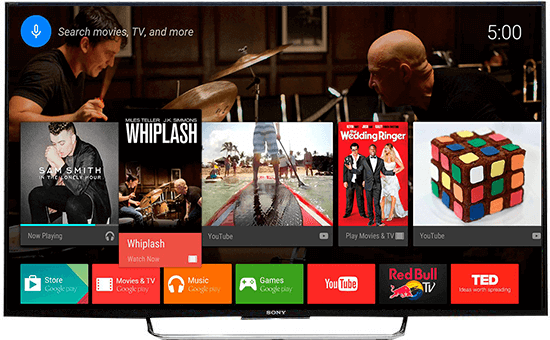 Android Tivi  Sony 50 inch KDL-50W800C