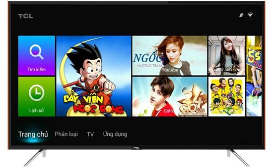 "Smart TV TCL 49"""