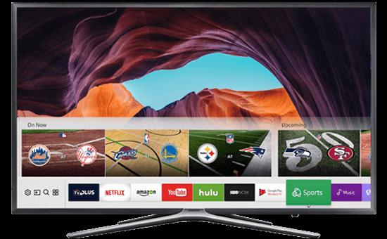 Smart Tivi Samsung 55 inch UA55M5520