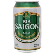 Bia Sài Gòn Lager