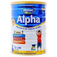 Sữa bột Dielac Alpha 4 900g (cho bé 2-6 tuổi)