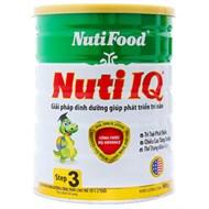 Sữa bột Nuti IQ Step 3 900g (cho bé 1-2 tuổi)