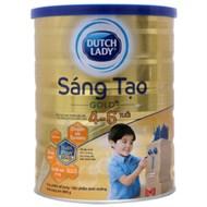 Sữa bột Dutch Lady Gold Sáng Tạo 900g (cho bé 4-6 tuổi)