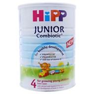Sữa bột HiPP 4 Combiotic Organic 800g (bé 3 tuổi trở lên)