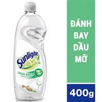 Nước rửa chén Sunlight Thiên nhiên chai 400g