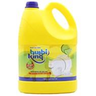 Nước rửa chén Bubbiking Chanh can 3.8kg