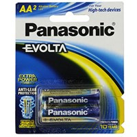 Pin AA 2 viên Panasonic Evolta LR6EG/2B-V