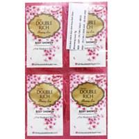 Sữa tắm Double Rich hương hoa Anh Đào gói 7g (10 gói)
