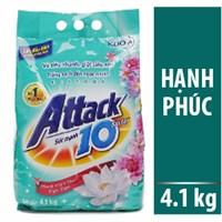 Bột giặt Attack hương Hạnh phúc ngọt ngào 4.1kg