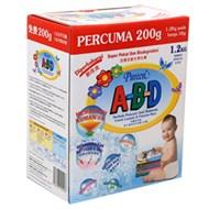Bột giặt chống khuẩn Pureen A-D-B 1.2kg
