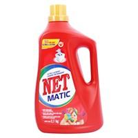 Nước Giặt Net Matic Chai (máy giặt cửa trên) 2.7kg