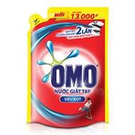 Nước giặt Omo Siêu bọt túi 1.7 lít